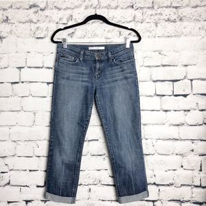 Joes Jeans Rolled Crop